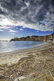 Bay of silence, Sestri Levante — Стоковое фото