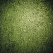 Green grunge concrete wall — Stock Photo