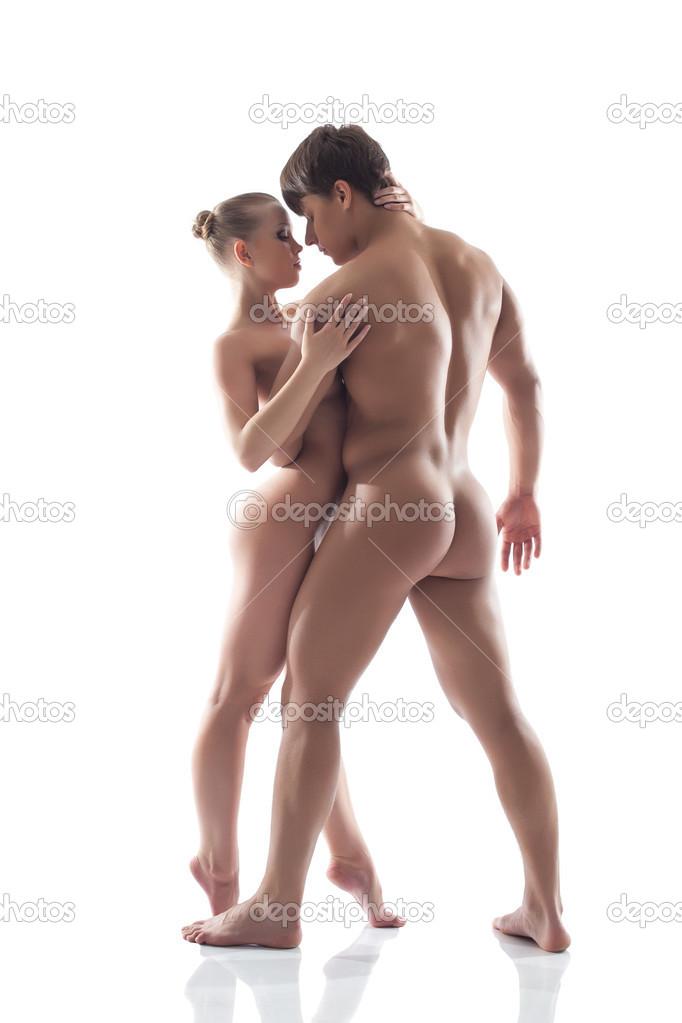 Танцующие голые мужчины 2 фотография