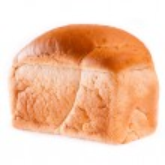 Bread on white — Stock Photo #13138156