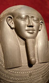 Egyptian sarcophagus — Stock Photo