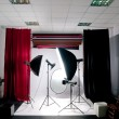 Stock Photo: Photo studio