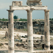 Ancient Ruins Of Hierapolis — Stock Photo