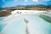 Pamukkale in Turkey — 图库照片