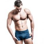 Muscular man — Stock Photo