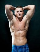 Muscular man — ストック写真