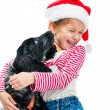Christmas friends — Stock Photo #18234513