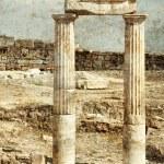 Ancient columns — Stock Photo #18648673