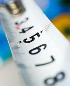 Yardstick — Stock Photo