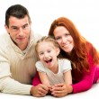 Happy Family — Stock Photo #23556753