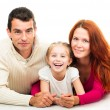 Happy Family — Stock Photo #23556759