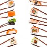 Set of Sushi — Stock Photo #23556941