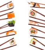 Set di sushi — Foto Stock