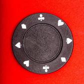 Poker chip — Stockfoto