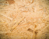 Pressed plywood background — Stock Photo