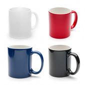 Diferentes tazas — Foto de Stock