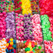 Sweets of all colors — Stock Photo