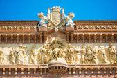 Triumphal Arch — Stock Photo