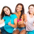 Teenage girls — Stock Photo #28279885