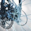 Stock Photo: Wheel cycle