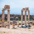Pamukkale ruins — Stock Photo