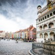 The central square of Poznan — Stock Photo #32172747