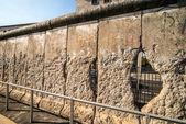 柏林墙 — 图库照片