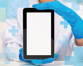 Tablet pc — Foto de Stock
