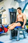 Bodybuilder — Foto Stock