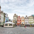 Stock Photo: Central square of Poznan
