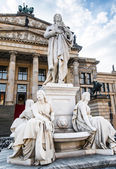 Statue in Berlin — Stock Photo