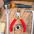 Stock Photo: Tools and instruments