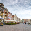 The central square of Poznan — Stock Photo #40014421
