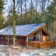 Cabin in Sherwood Forest — Stock Photo #23228920
