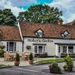 Stock Photo: Old English Pub