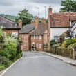 Road going into Shere Village — Stock Photo #31517405