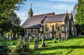 Village church Milford in Surrey — Stock Photo