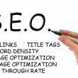 Search Engine Optimization — Stock Photo #4628100