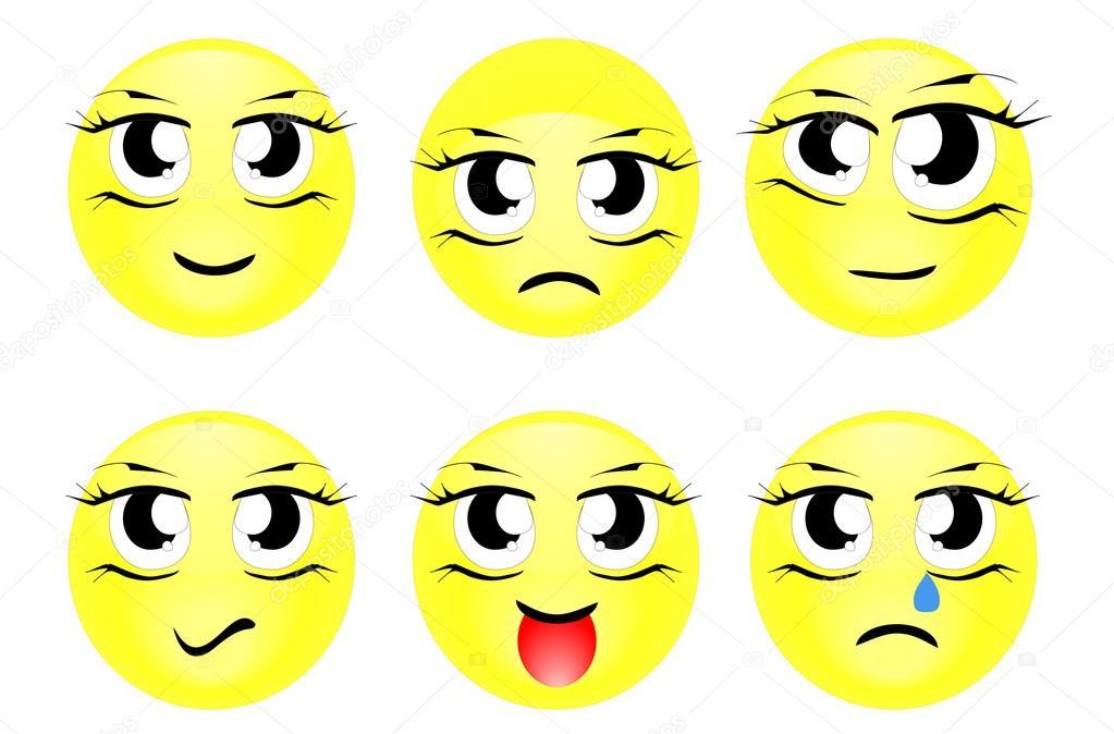 смайлики из символов картинки: