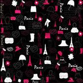 Cute pattern. vector illustration — Stock Vector