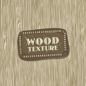 Wood texture background — Stock Vector