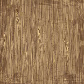 Old wood background — Stock Vector