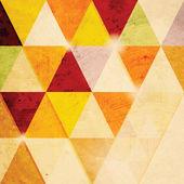Fondo abstracto geométrico — Vector de stock