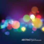 Abstract Blurred background — Stock Vector