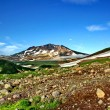Stock Photo: Beautiful landscape in the mountains of Kamchatka
