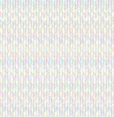 Seamless colored knitted background — Stok Vektör