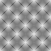 Elegantní černé a bílé, vzor vektor — Stock vektor