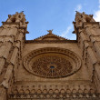 Katholische Kathedarale in Palma — Stock Photo #35345083