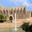 Katholische Kathedarale in Palma — Stock Photo #35345109