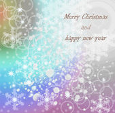 Merry Christmas and happy new year — Foto Stock